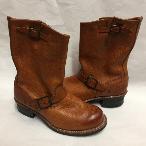 Brown 701 95 Usa Frye Shoes Poshmark Women Made Boots In vwxwUIX